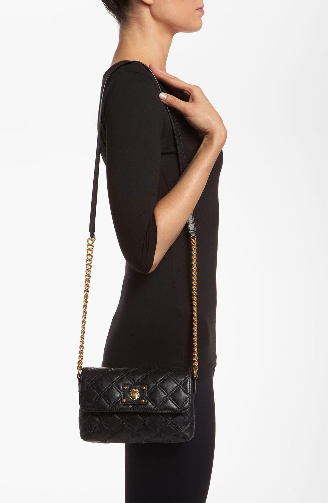 Alternate Image 2  - MARC JACOBS 'Quilting - Single' Leather Shoulder Bag