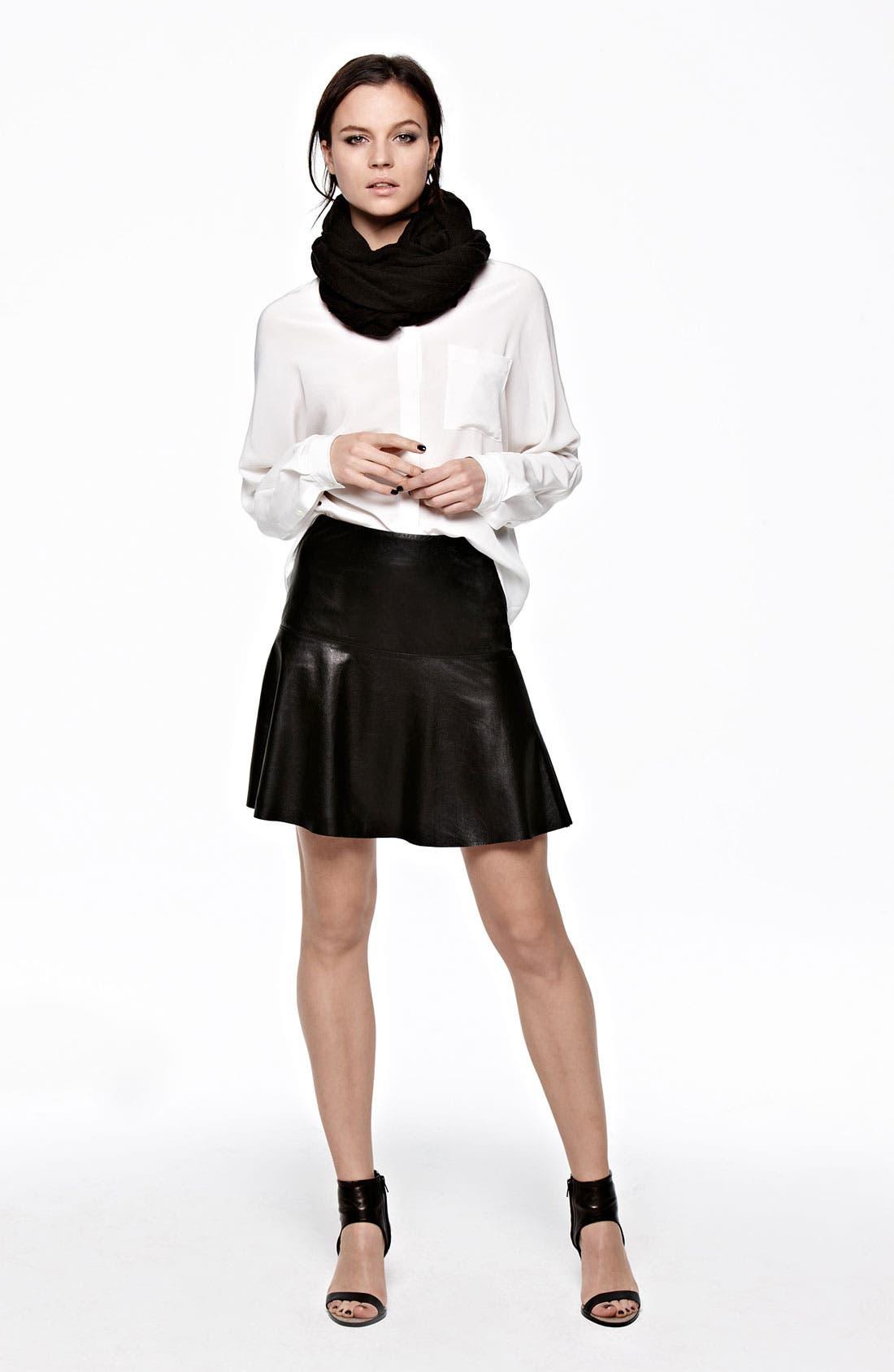 Main Image - Vince Blouse & Skirt