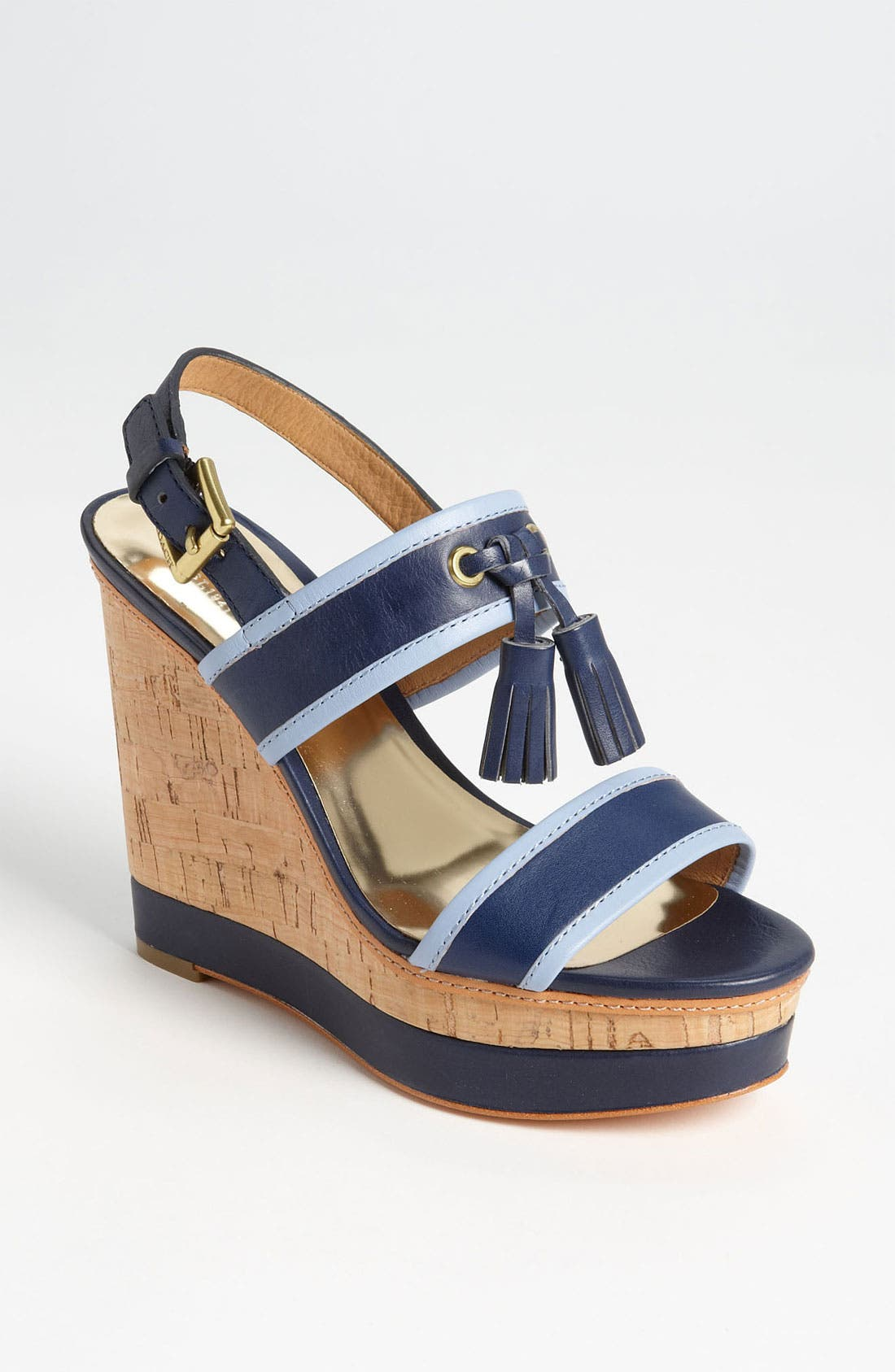 Alternate Image 1 Selected - COACH 'Guileietta' Wedge Sandal
