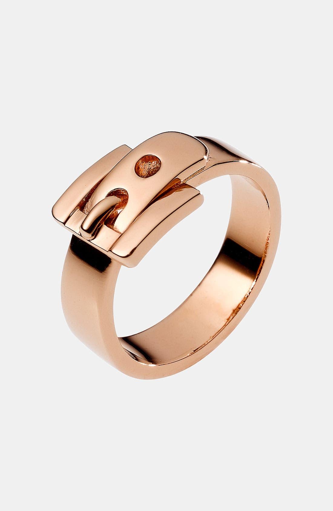 Alternate Image 1 Selected - Michael Kors Buckle Ring