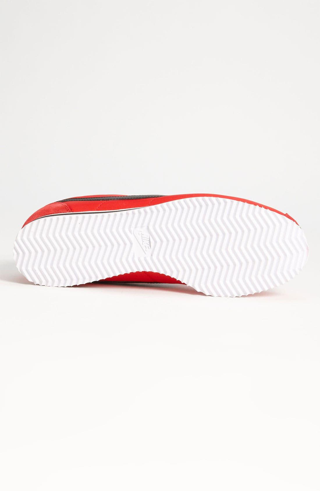 Alternate Image 4  - Nike 'Classic Cortez' Sneaker (Men)
