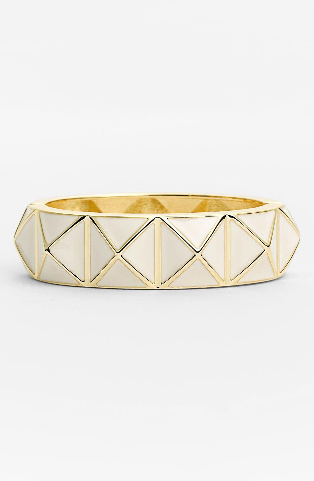 Main Image - Robert Rose Pyramid Bracelet