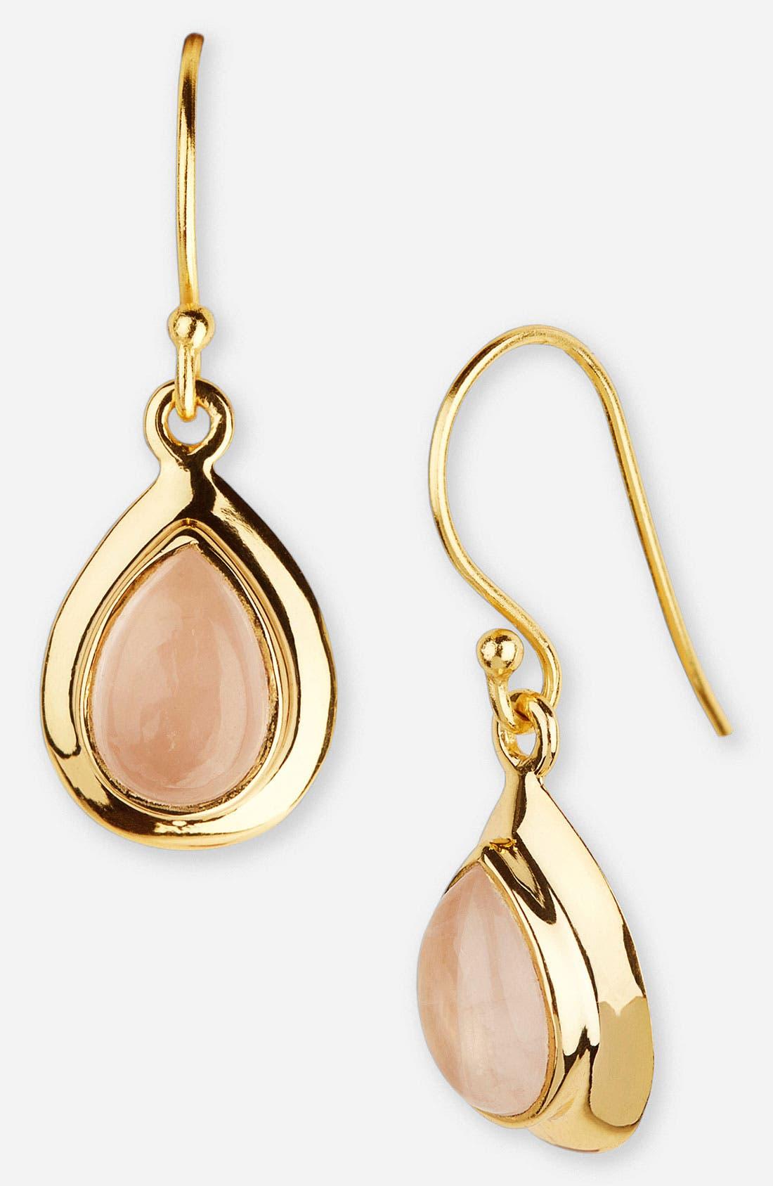 Main Image - Argento Vivo Teardrop Earrings (Nordstrom Exclusive)