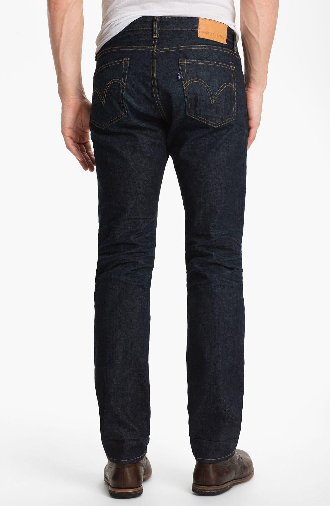 Alternate Image 2  - Levi's® Made & Crafted™ Slim Leg Jeans (Nova)
