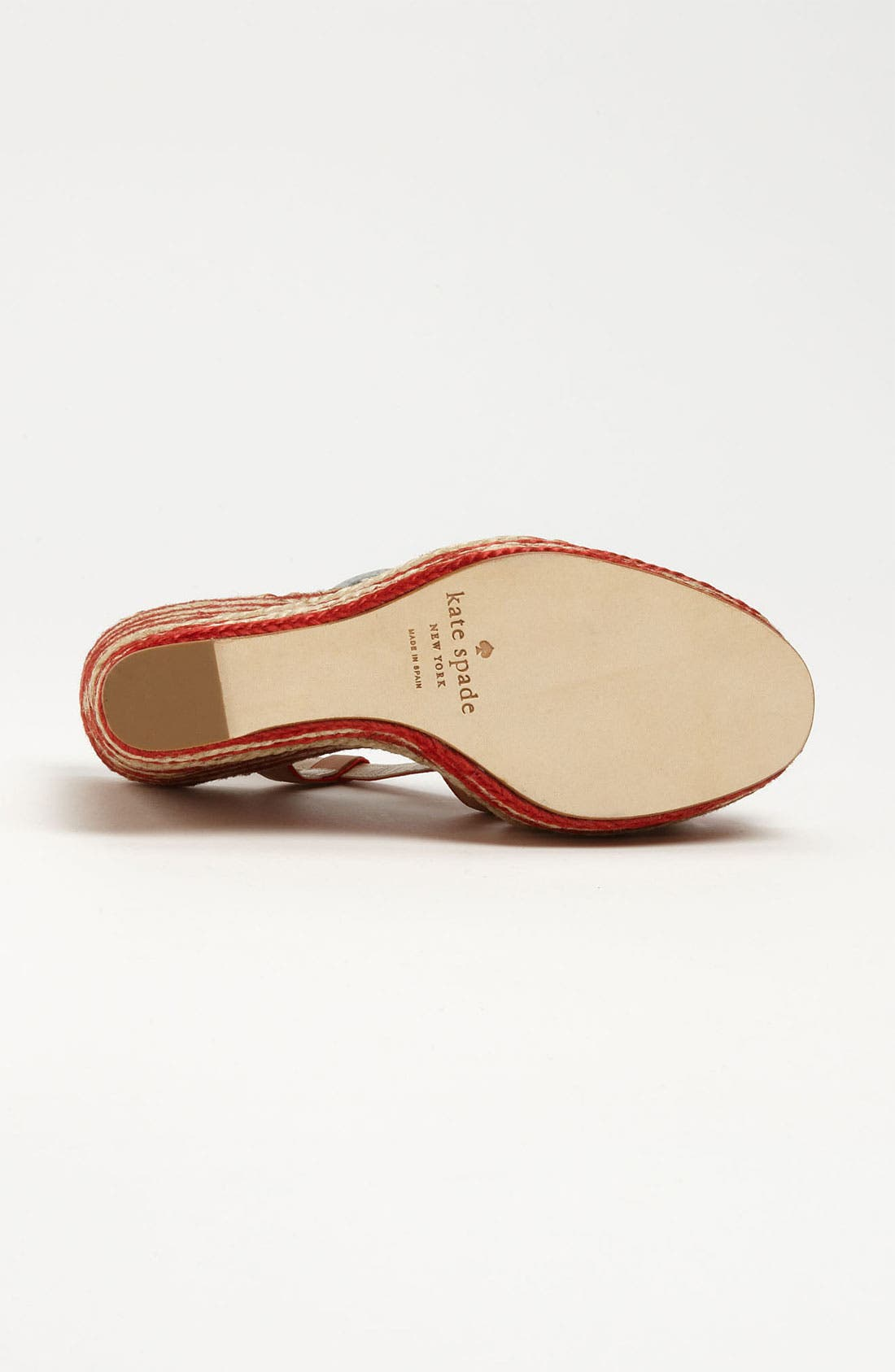Alternate Image 4  - kate spade new york 'ladan' wedge sandal