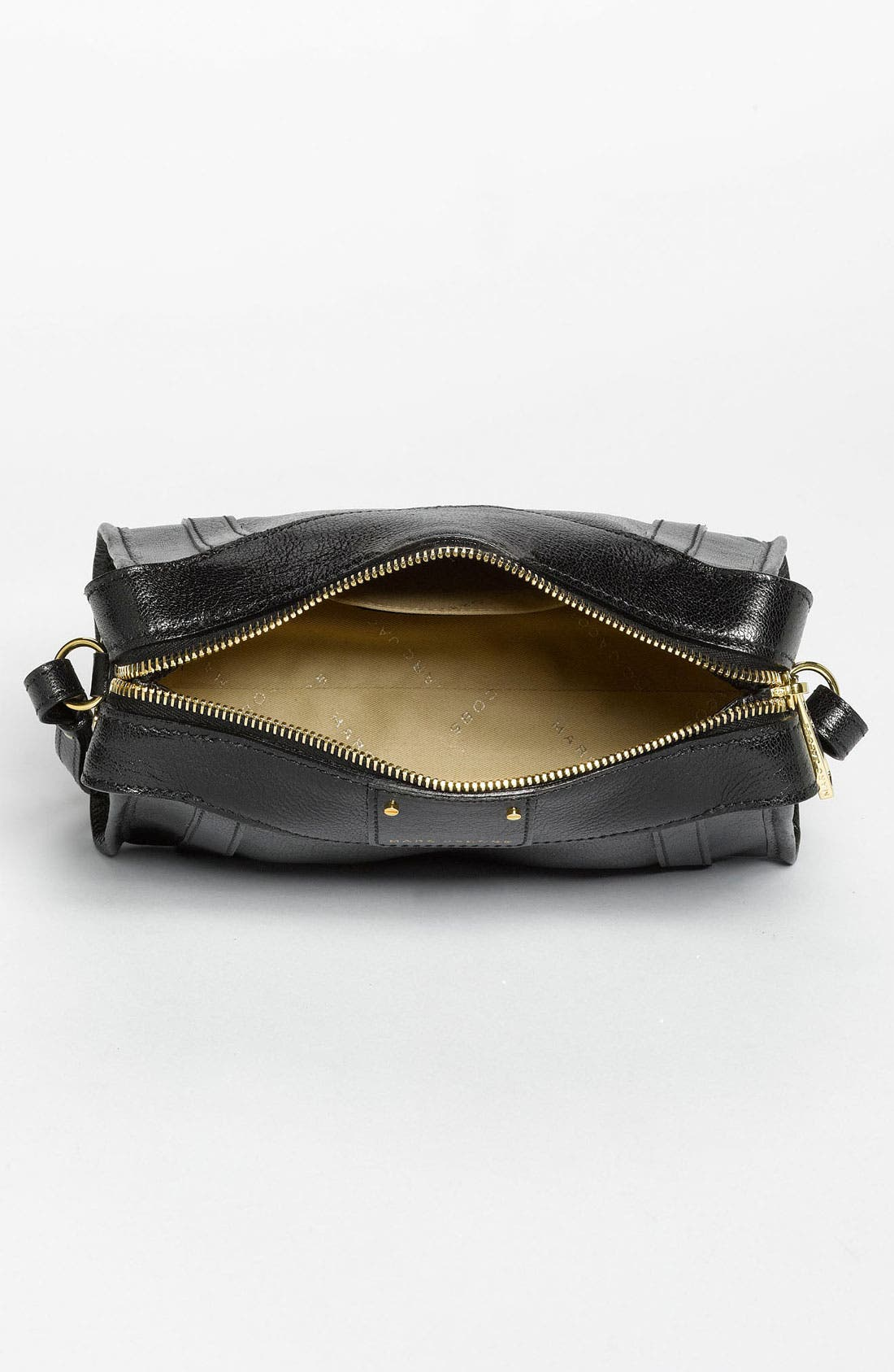 Alternate Image 3  - MARC JACOBS 'Wellington - Peggy' Leather Crossbody Bag
