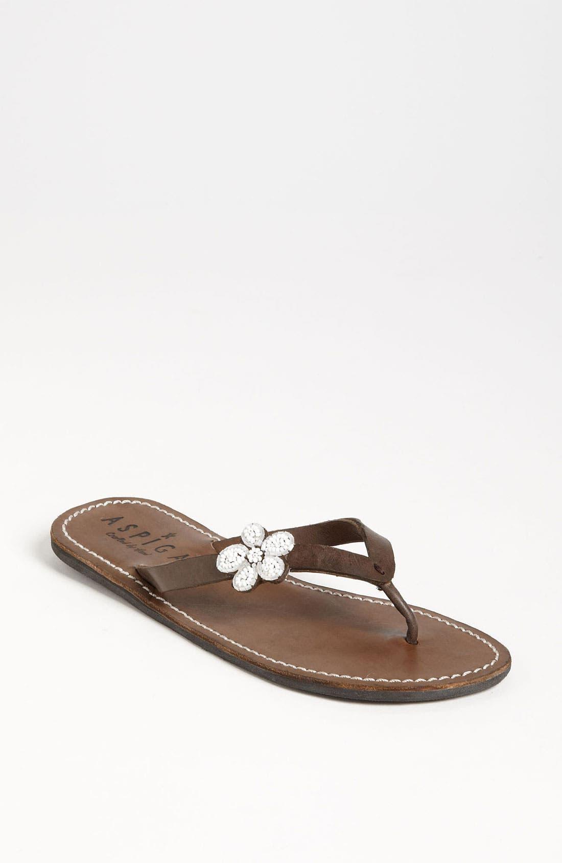 Alternate Image 1 Selected - Aspiga 'Tamu' Sandal