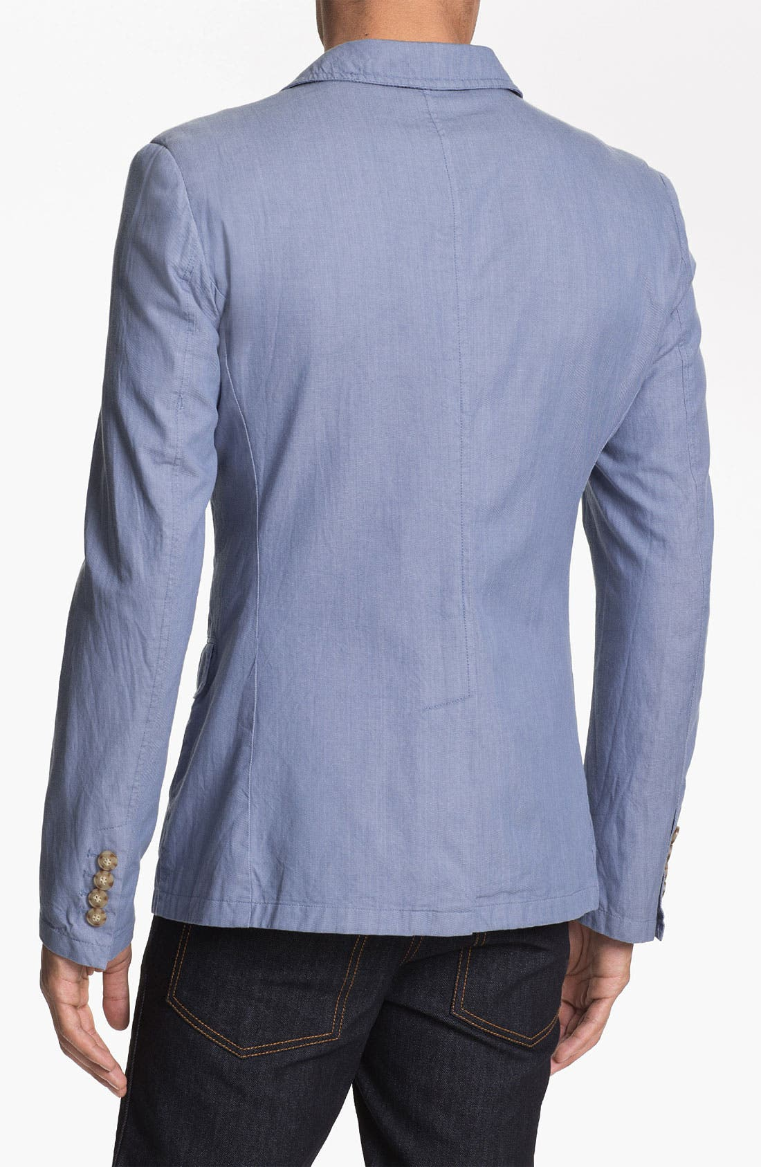 Alternate Image 2  - Antony Morato 'Duchessa' Cotton Blazer