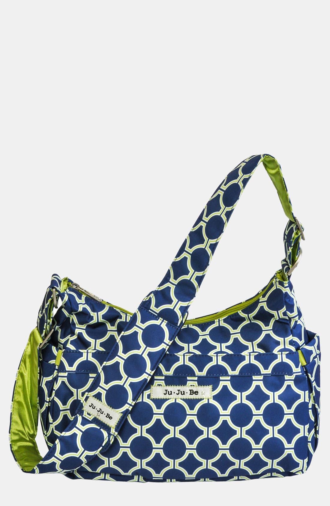 Alternate Image 1 Selected - Ju-Ju-Be 'HoboBe' Diaper Bag