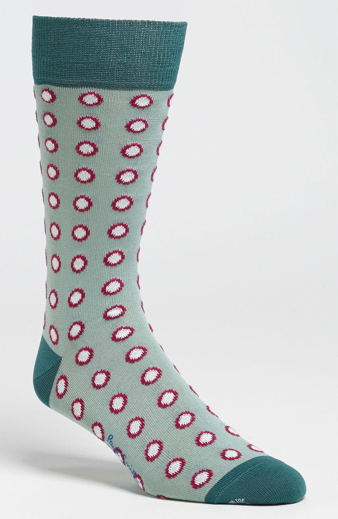 Alternate Image 1 Selected - Paul Smith Accessories 'London' Socks
