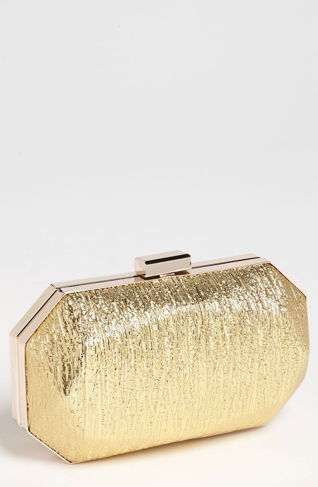 Alternate Image 1 Selected - Tasha Hexagonal Clutch