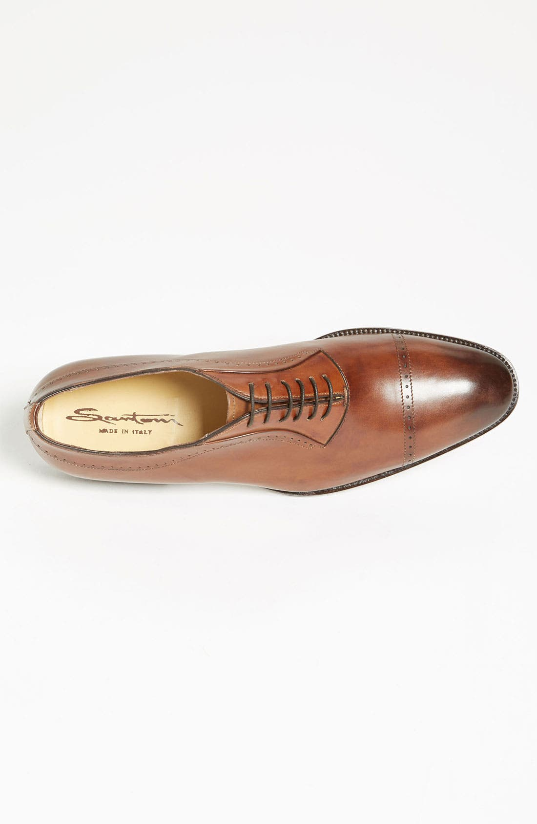 Alternate Image 3  - Santoni 'Radcliffe' Cap Toe Oxford