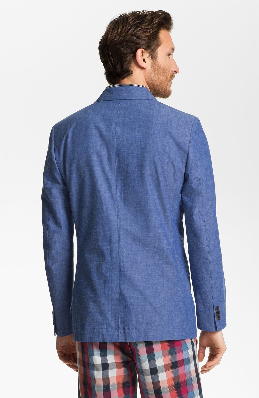 Alternate Image 2  - Bonobos Chambray Blazer