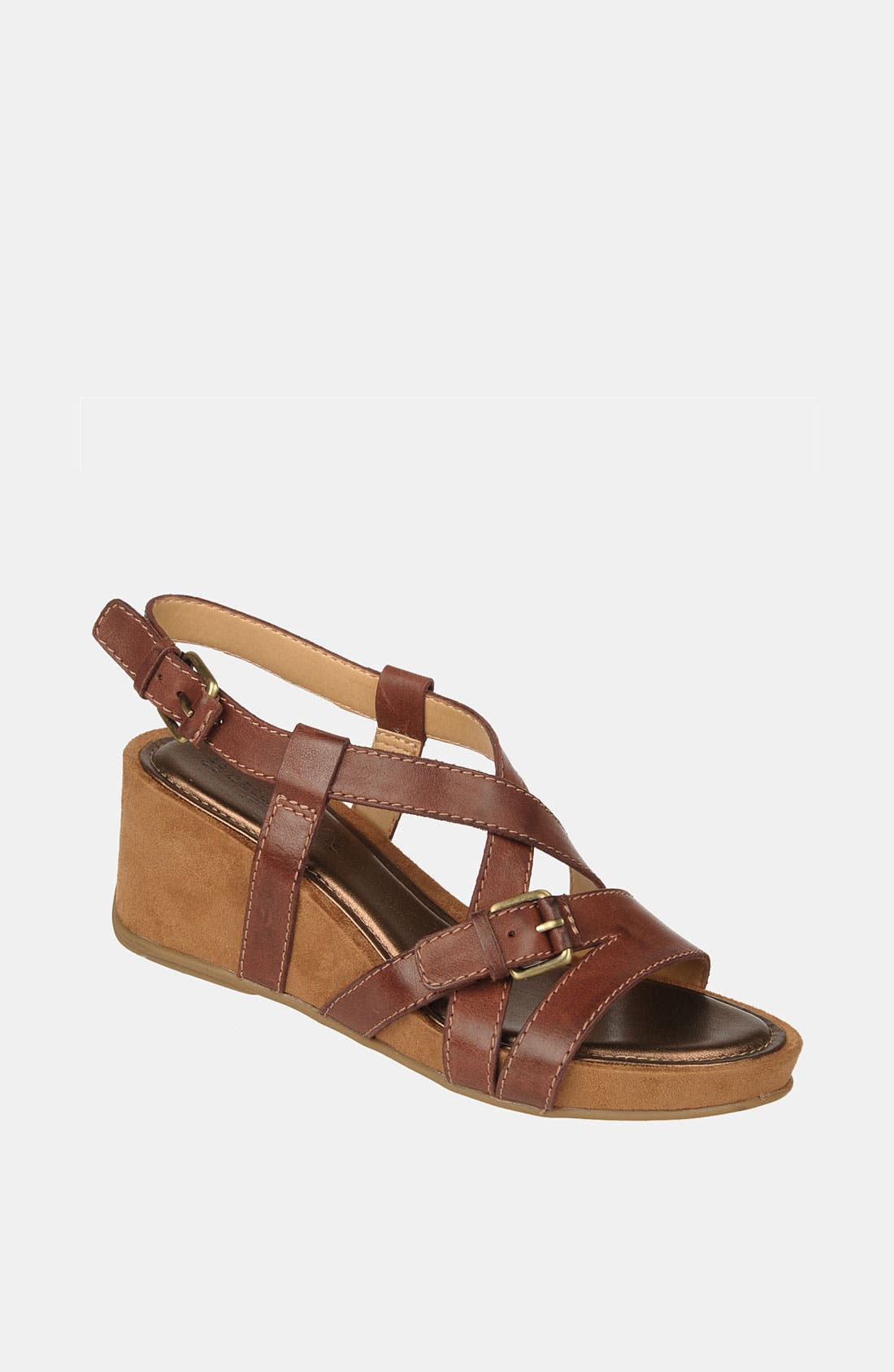 Alternate Image 1 Selected - NATURALIZER PACO SANDAL