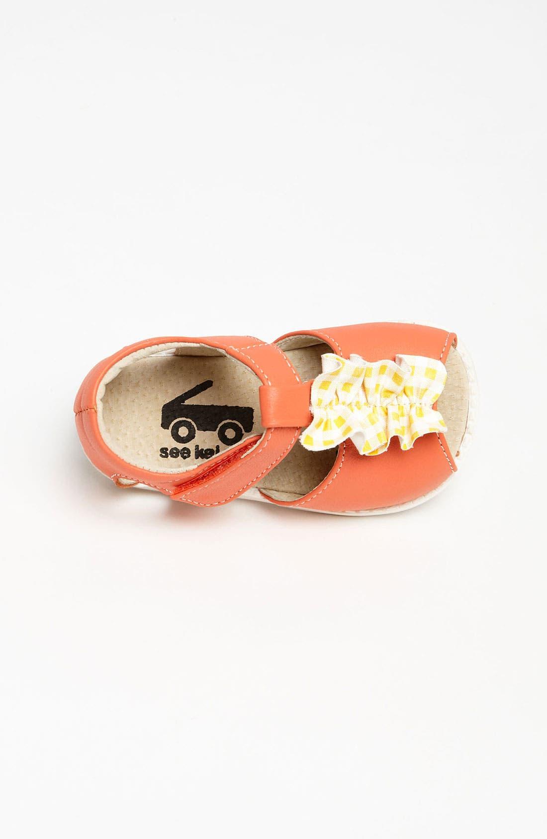Alternate Image 3  - See Kai Run 'Merrilee' Sandal (Baby, Walker & Toddler)