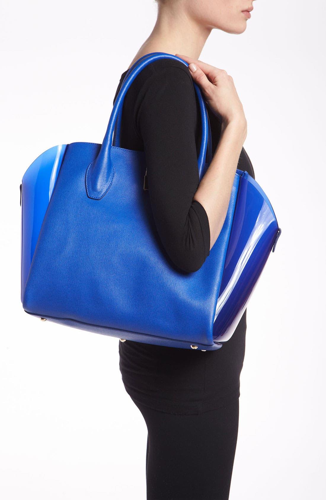 Alternate Image 2  - Furla 'Olimpia - Medium' Shopper