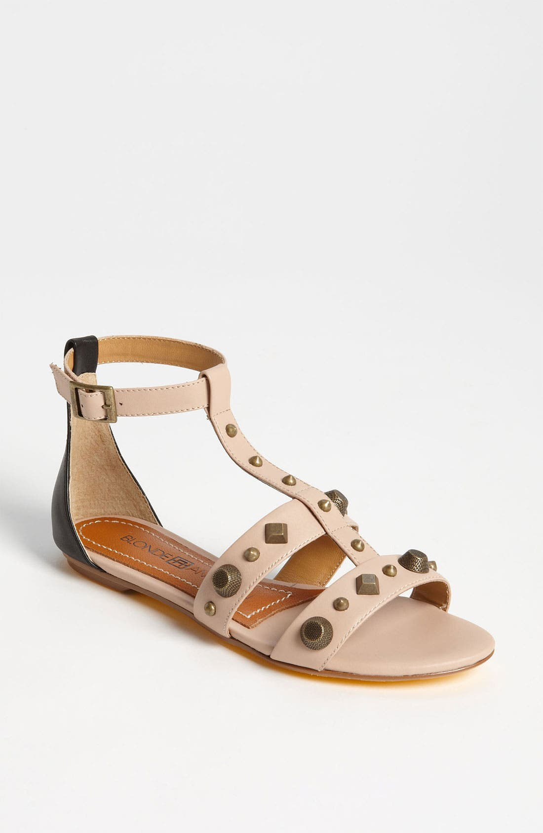 Alternate Image 1 Selected - Blonde Ambition 'Veracruz' Sandal