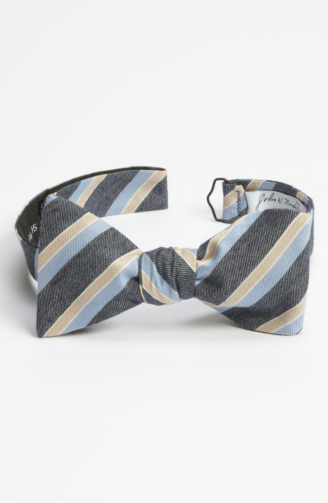 Main Image - John W. Nordstrom Silk Bow Tie
