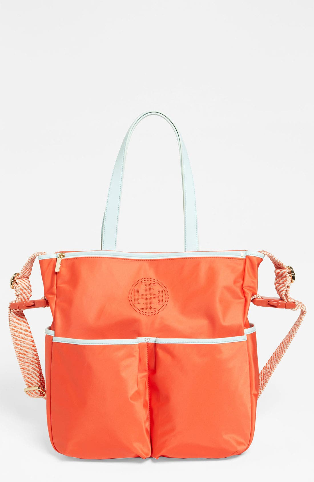 Main Image - Tory Burch 'Stacked T - Billy' Baby Bag