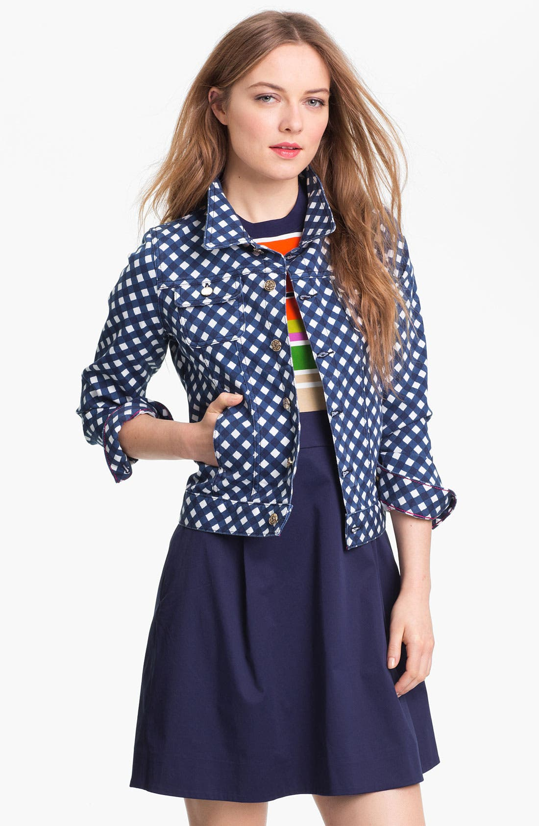 Main Image - kate spade new york 'broome street' jacket