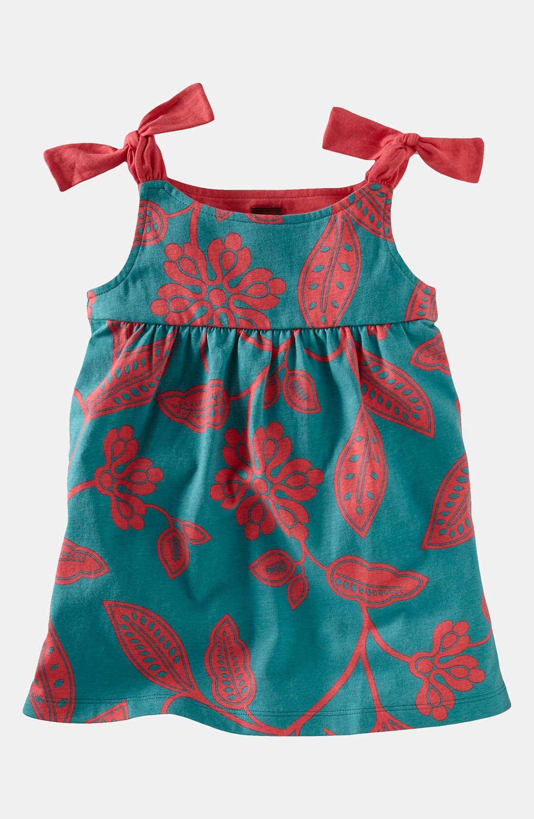 Alternate Image 1 Selected - Tea Collection 'Durban' Tunic (Little Girls & Big Girls)
