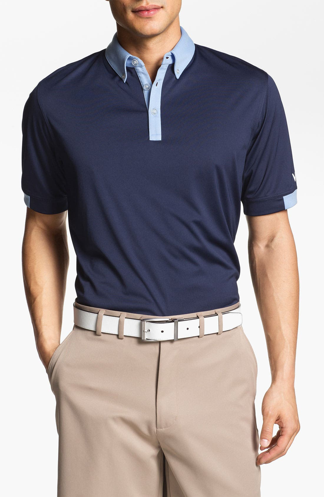 Alternate Image 1 Selected - Callaway Golf® Regular Fit Polo