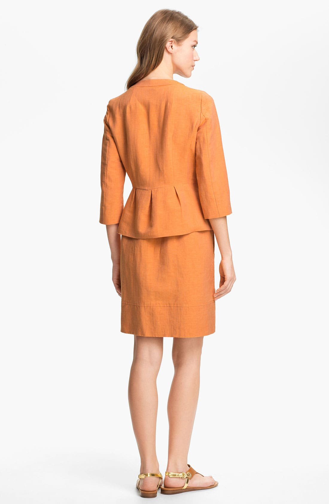 Alternate Image 5  - Weekend Max Mara 'Hot' Sleeveless Dress