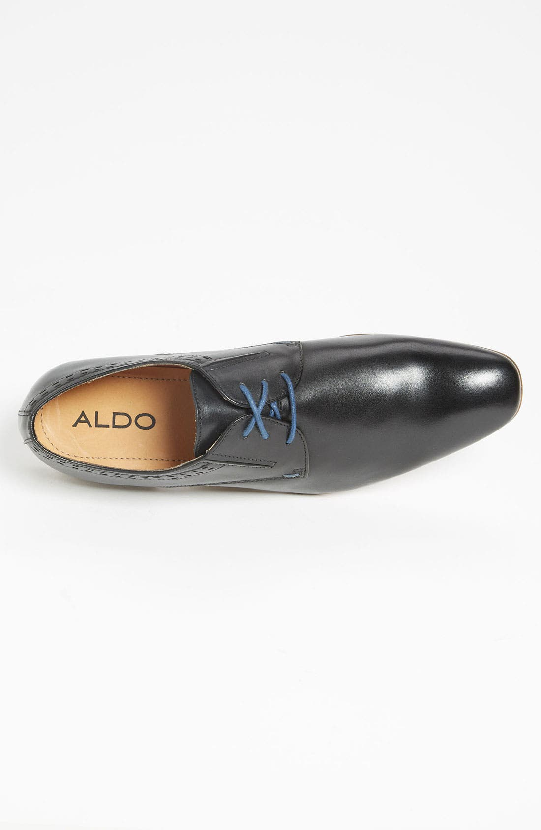Alternate Image 3  - ALDO 'Preostcot' Plain Toe Derby