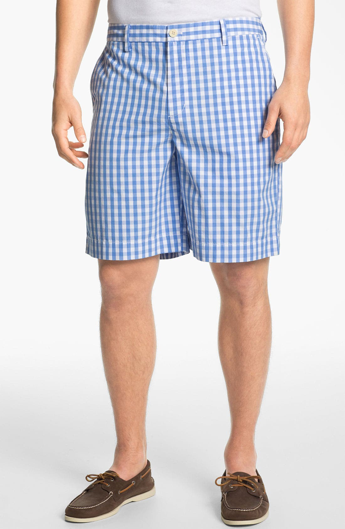 Alternate Image 1 Selected - Vineyard Vines 'Breakers' Poplin Shorts