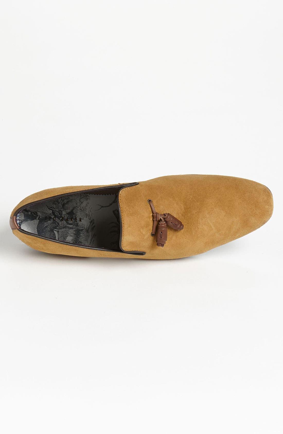 Alternate Image 3  - Ted Baker London 'Erdvis' Tassel Loafer