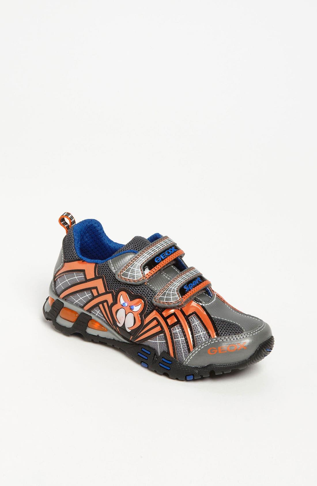 Main Image - Geox 'J Eclipse' Sneaker (Toddler, Little Kid & Big Kid)