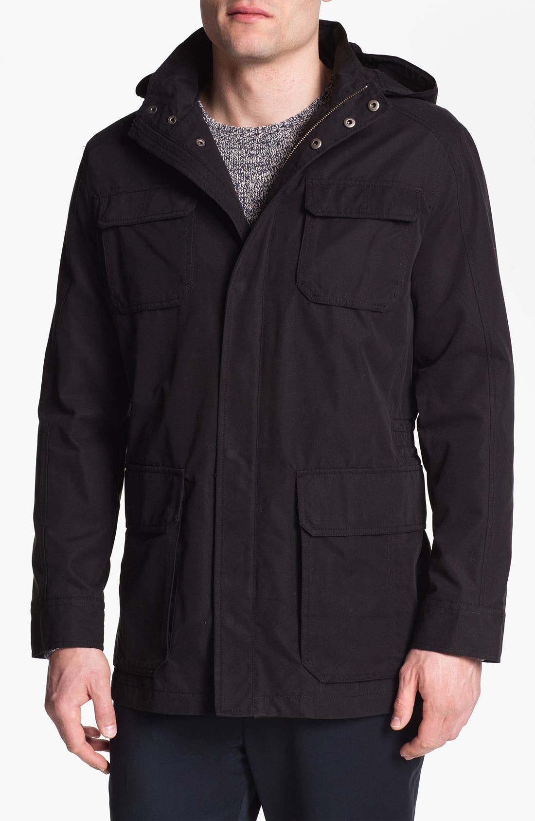 Alternate Image 1 Selected - Cole Haan Duffle Jacket