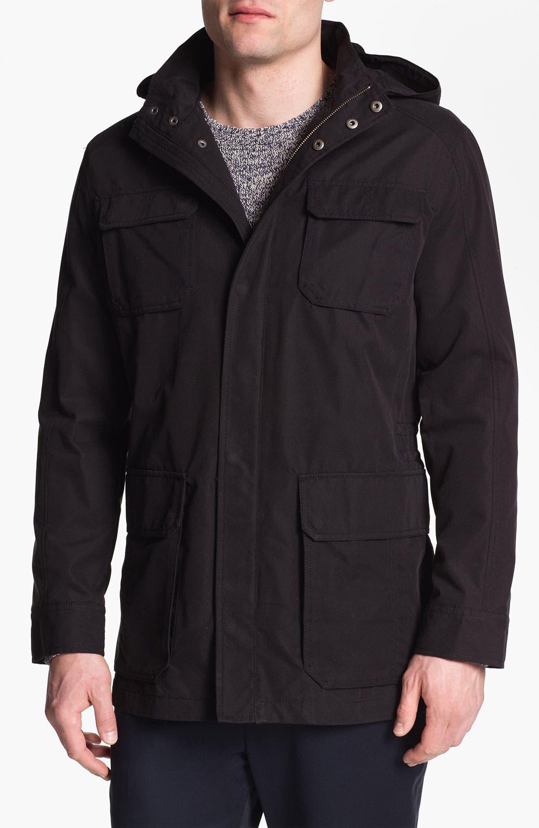 Main Image - Cole Haan Duffle Jacket