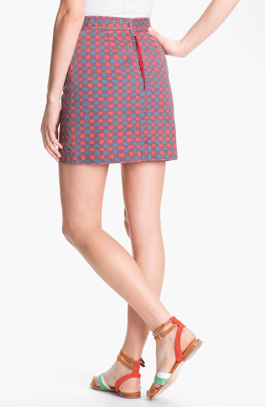 Alternate Image 2  - MARC BY MARC JACOBS 'Molly' Stretch Denim Skirt