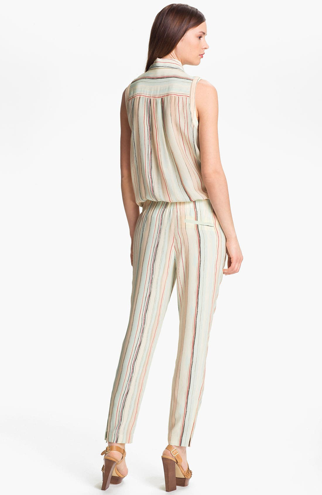 Alternate Image 3  - Rachel Zoe 'Geri II' Sleeveless Shirt