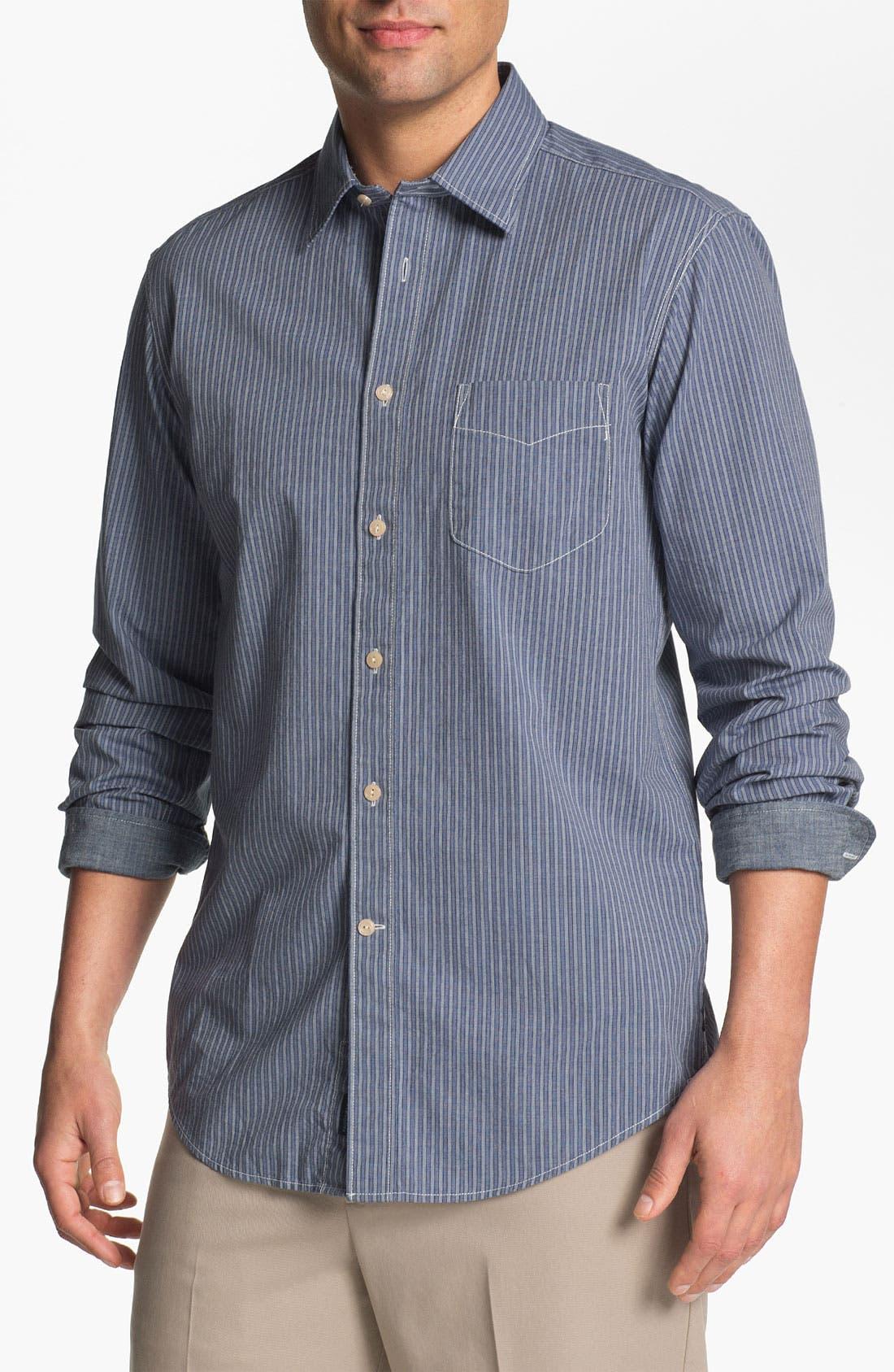 Main Image - Façonnable Regular Fit Sport Shirt