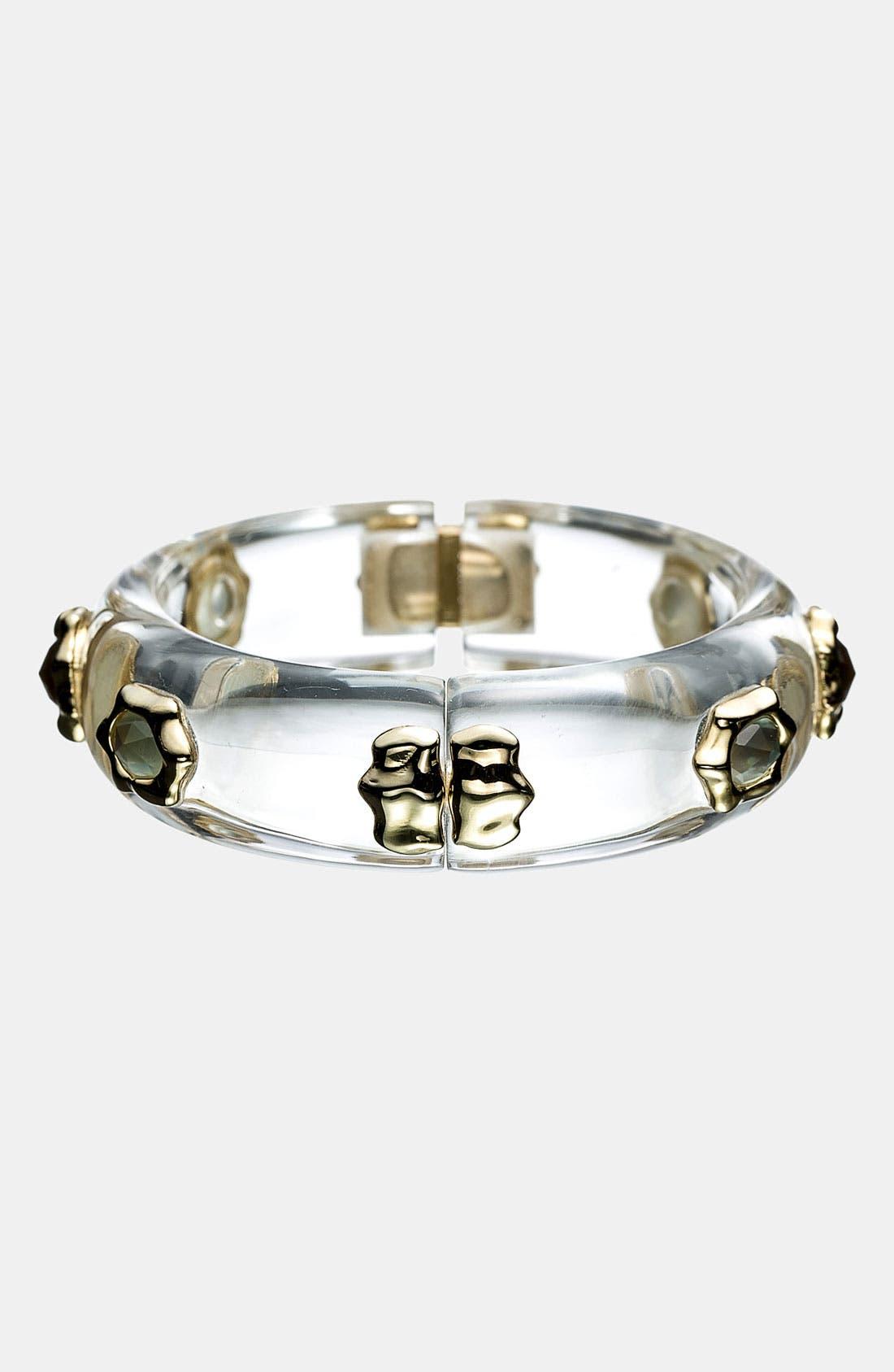 Alternate Image 2  - Alexis Bittar 'Lucite® - Ophelia' Small Studded Bracelet