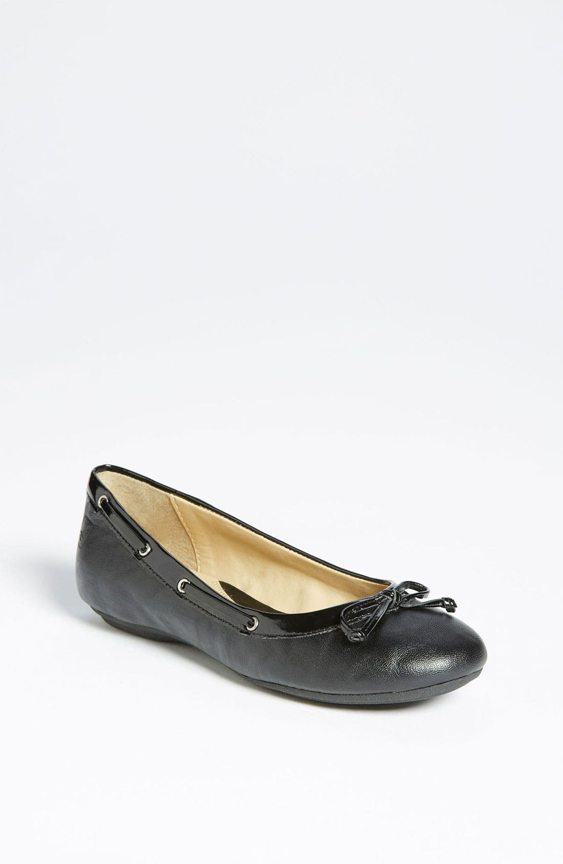 Alternate Image 1 Selected - Sperry Kids 'Marina' Flat (Online Only) (Toddler, Little Kid & Big Kid)