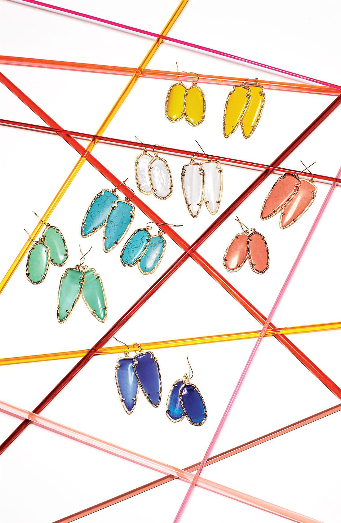 Alternate Image 4  - Kendra Scott 'Skylar Spear' Statement Earrings