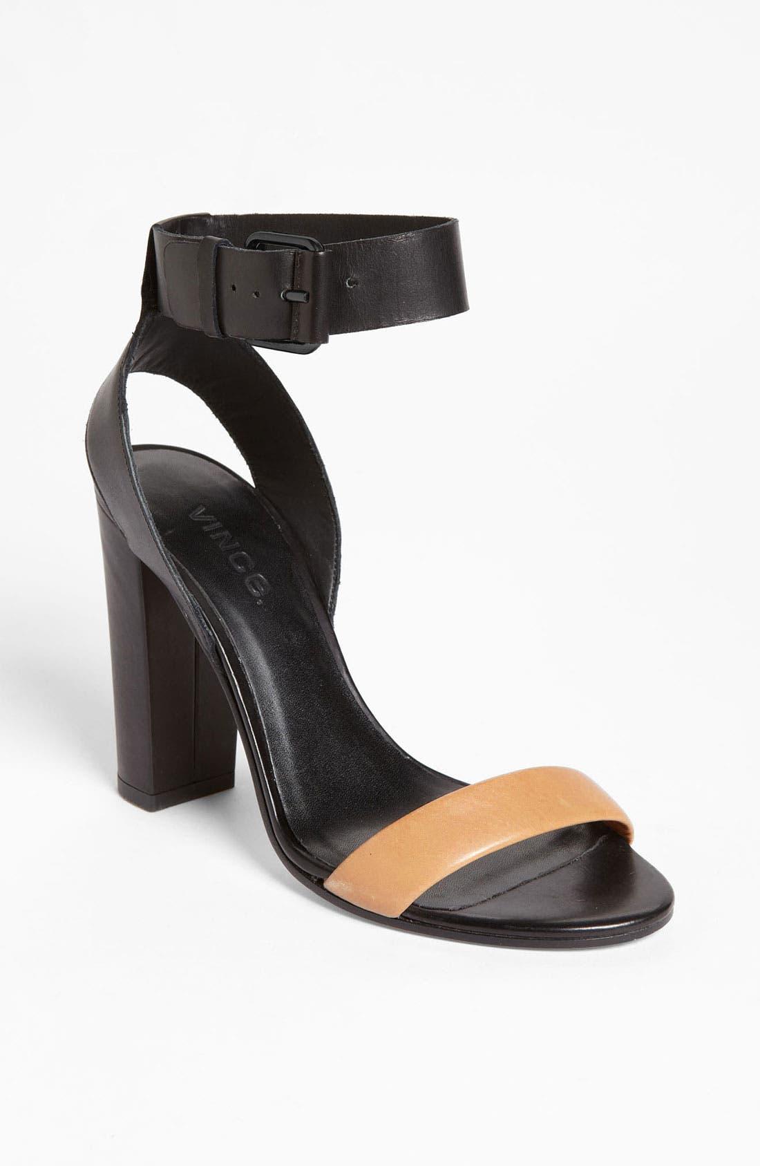 Alternate Image 1 Selected - Vince 'Alexa' High Sandal