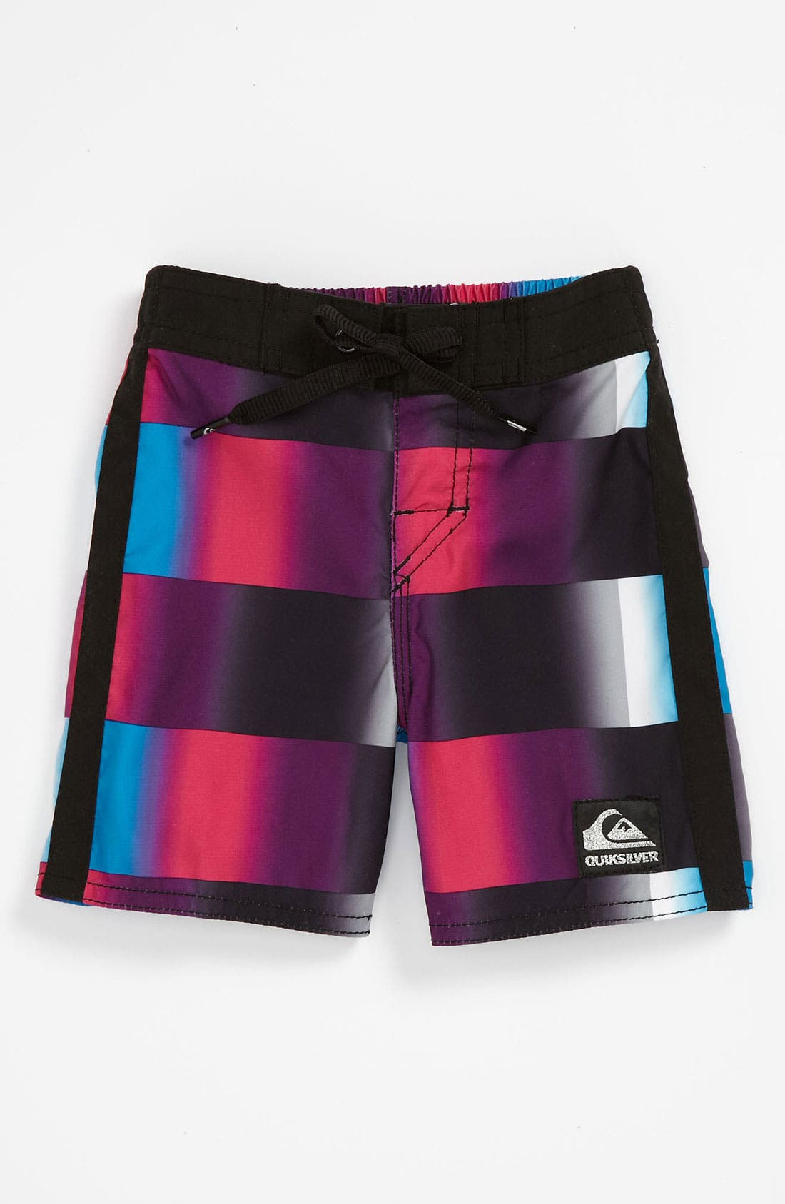 Alternate Image 1 Selected - Quiksilver 'Get Rad' Board Shorts (Toddler)