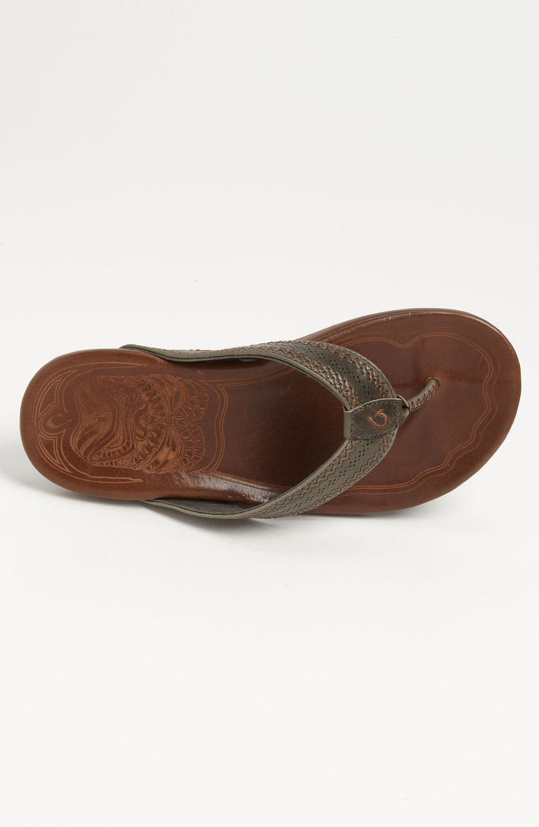 Alternate Image 3  - OluKai 'Pookela' Flip Flop (Men)