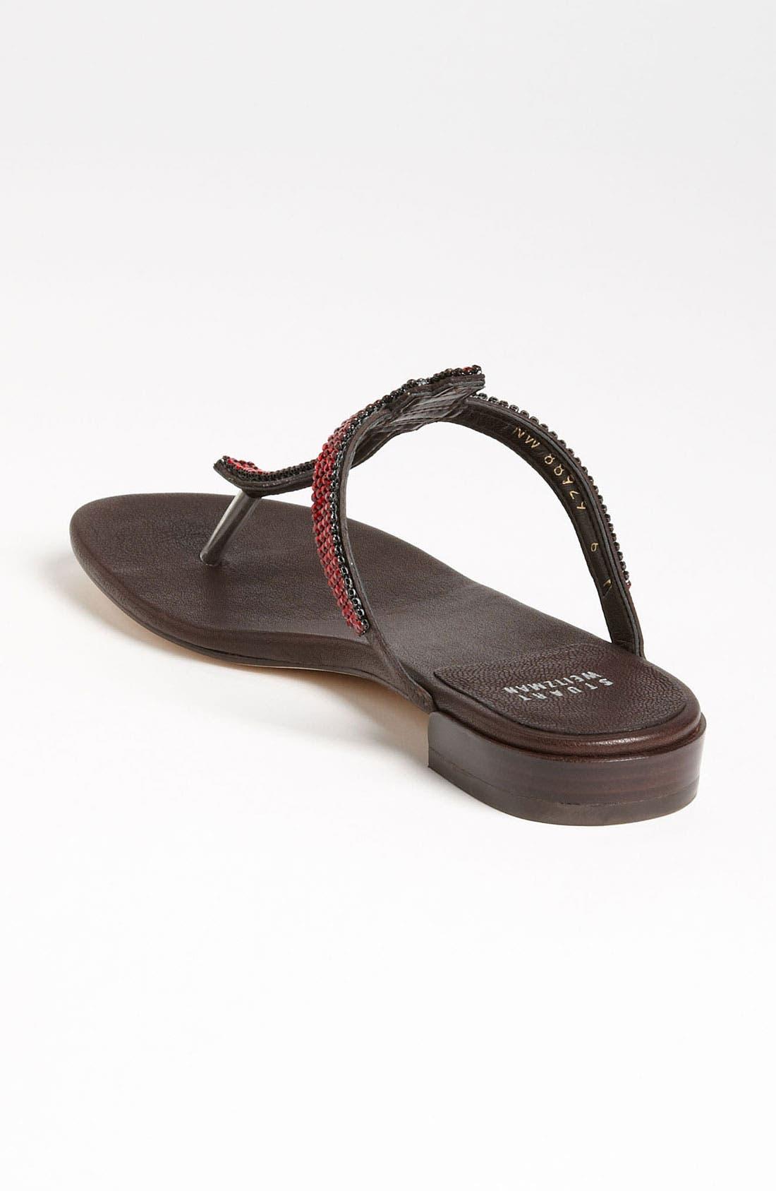 Alternate Image 2  - Stuart Weitzman 'Vanity' Sandal