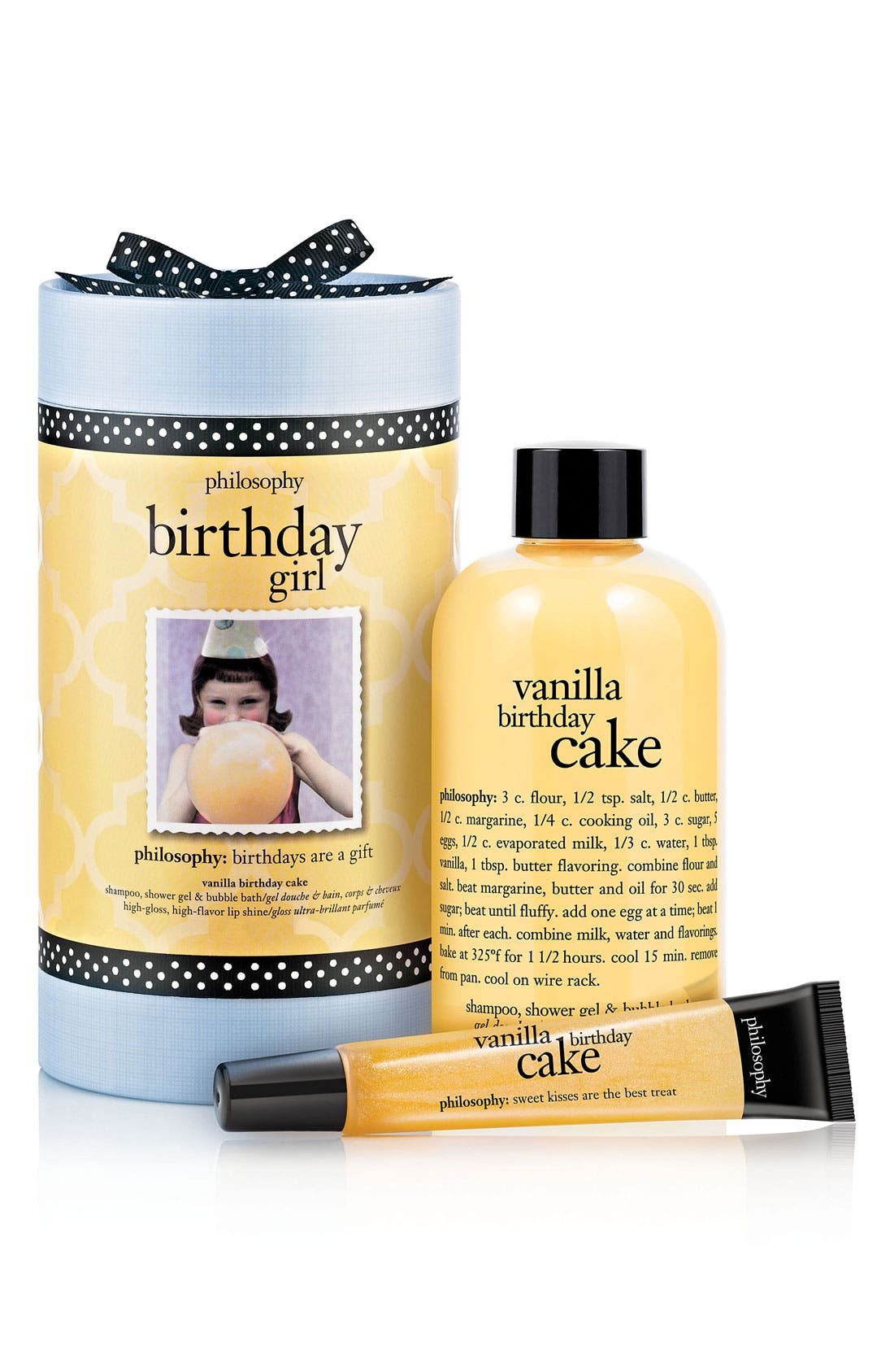 philosophy 'birthday girl' set