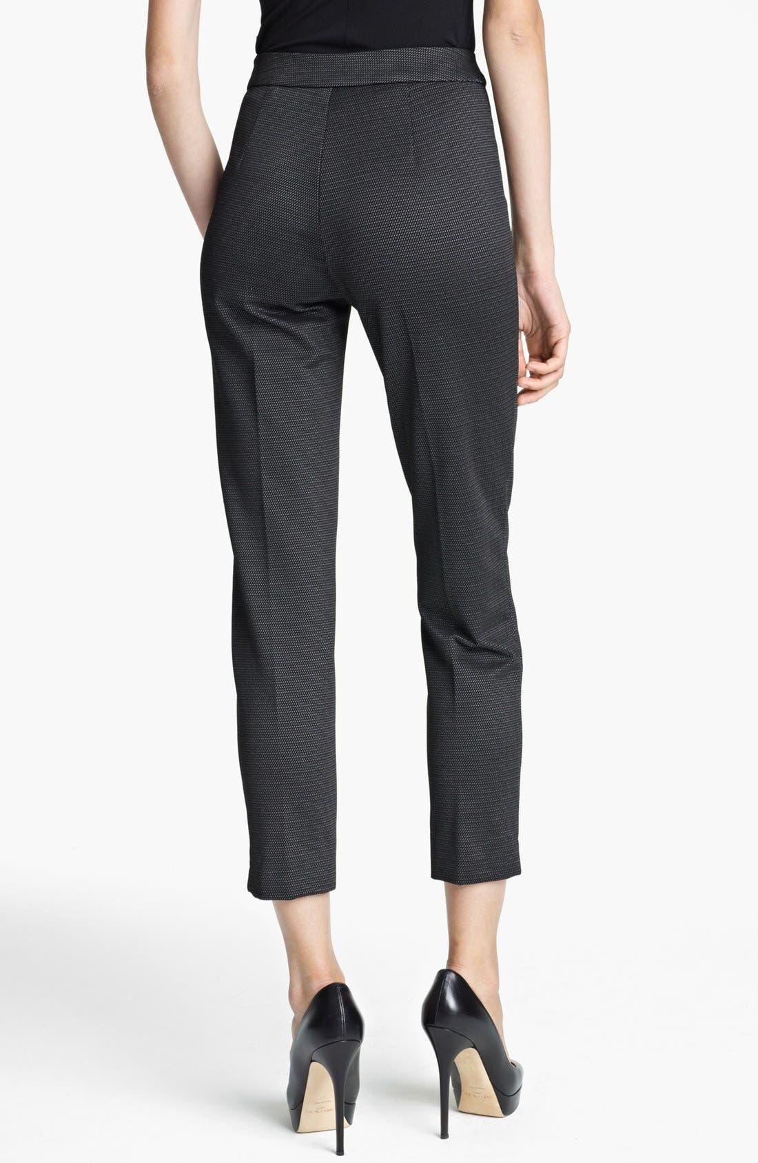 Alternate Image 2  - Max Mara 'Valdorf' Print Jersey Pants