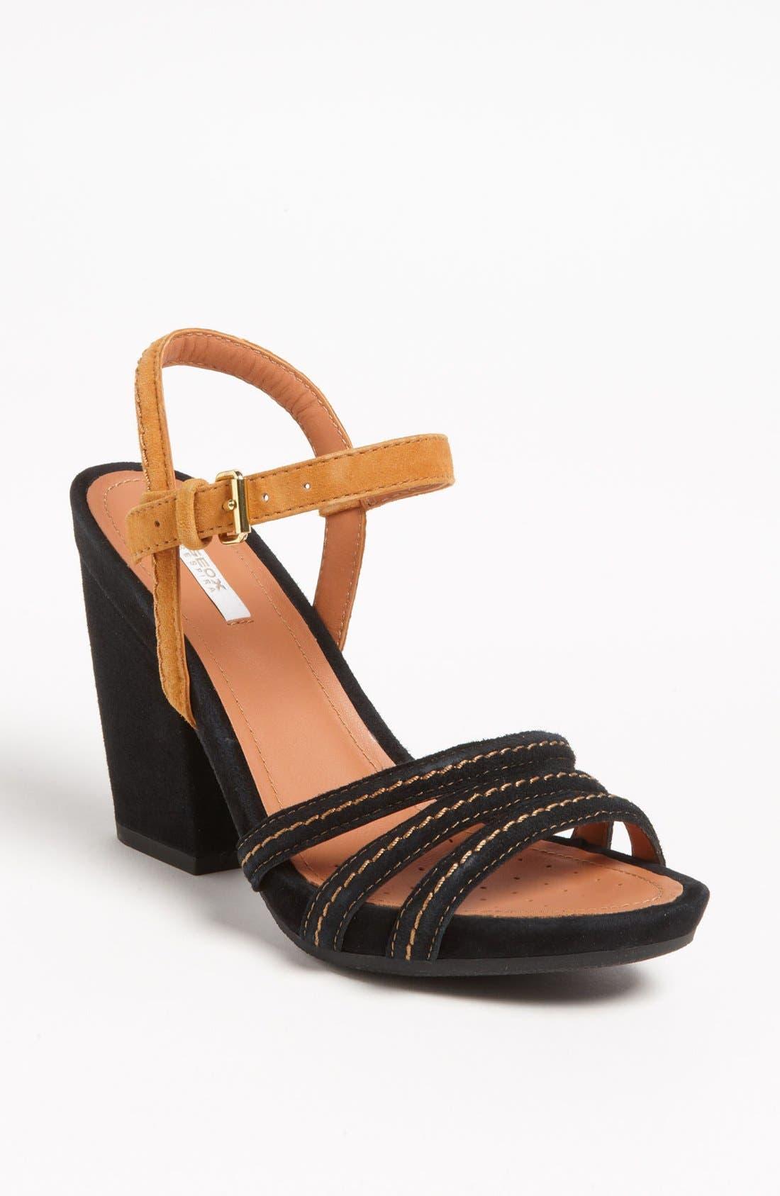 Alternate Image 1 Selected - Geox 'Divinity' Sandal
