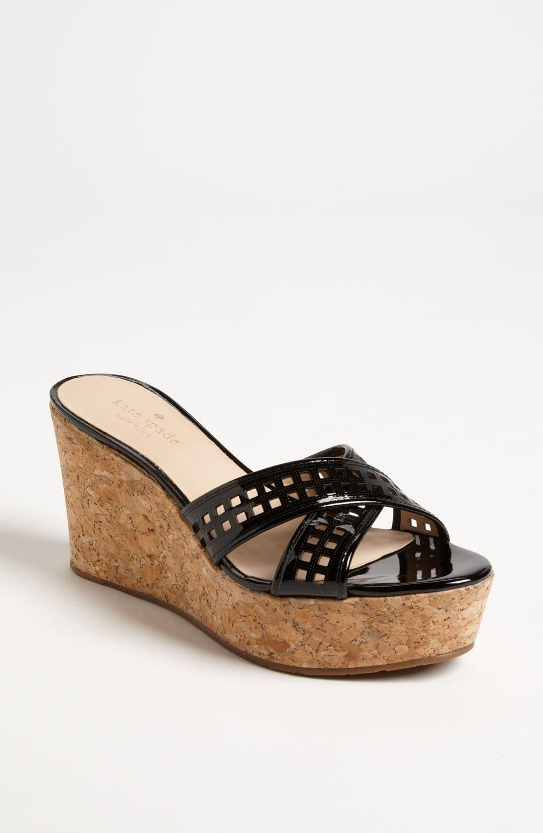 Alternate Image 1 Selected - kate spade new york 'tawny' sandal