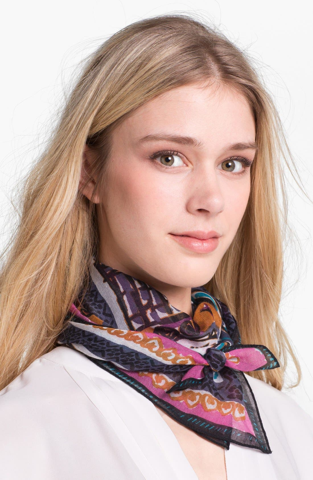 Alternate Image 1 Selected - Nordstrom 'Cityscape' Neckerchief