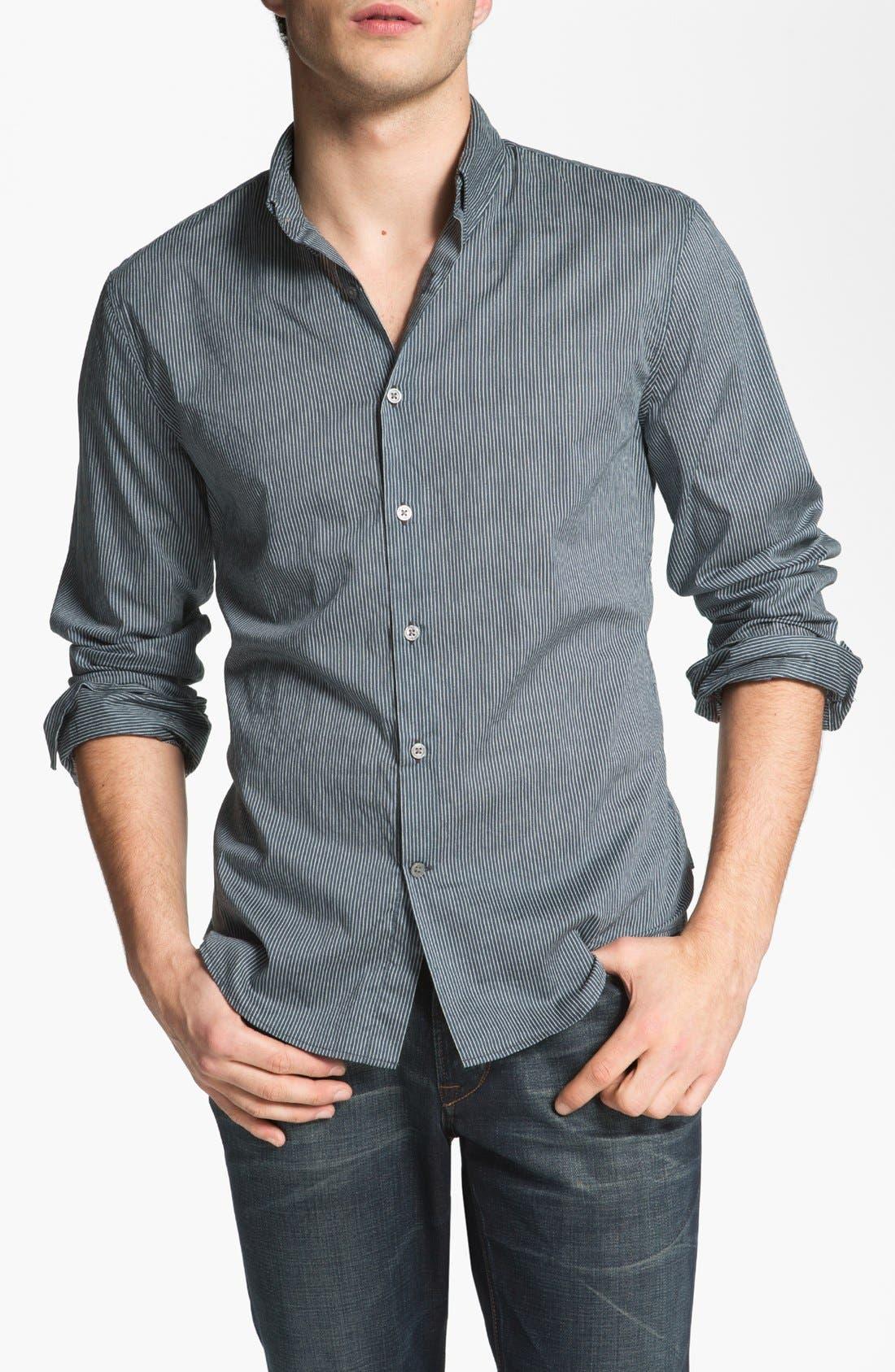 Main Image - John Varvatos Star USA Regular Fit Sport Shirt