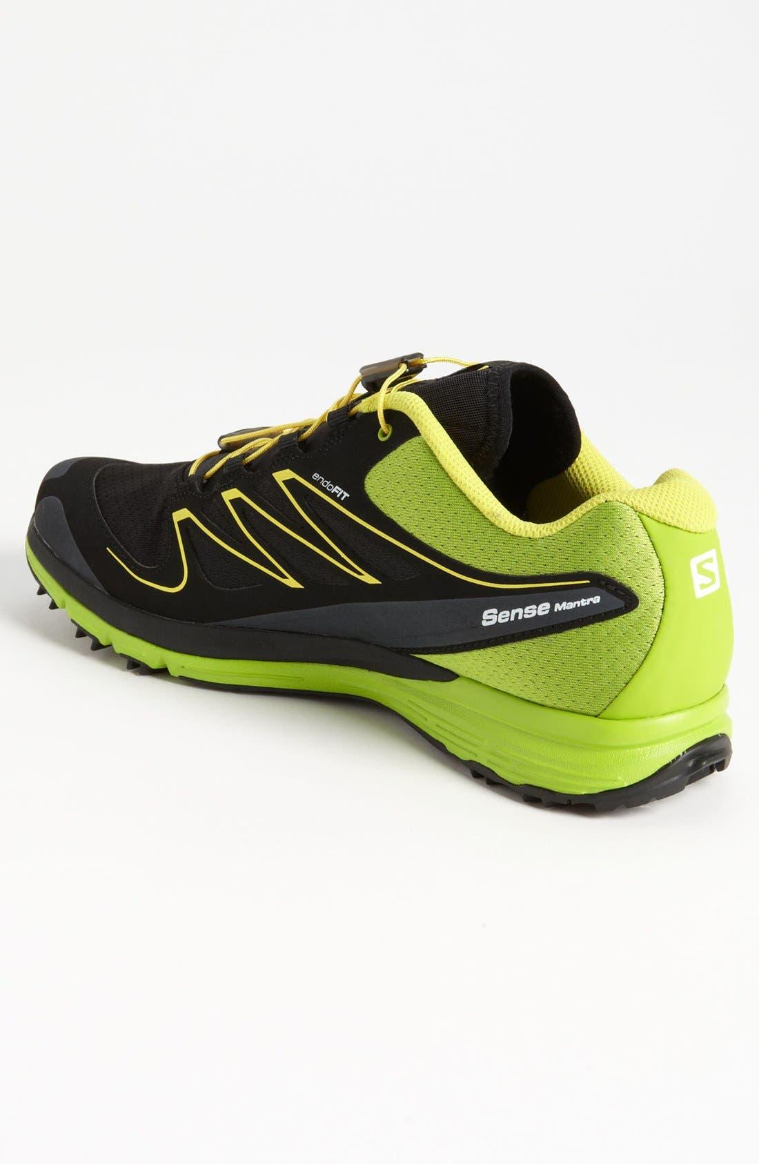 Alternate Image 2  - Salomon 'Sense Mantra' Running Shoe (Men)